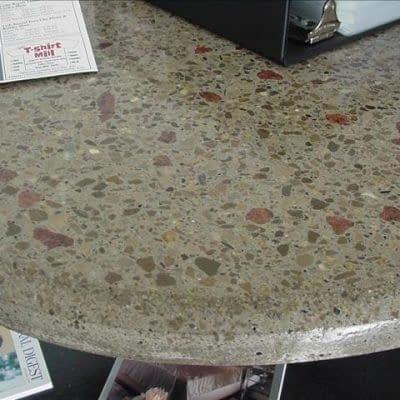 Granite Chips in Countertop